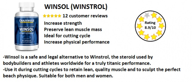 Winsol benefits for athletes