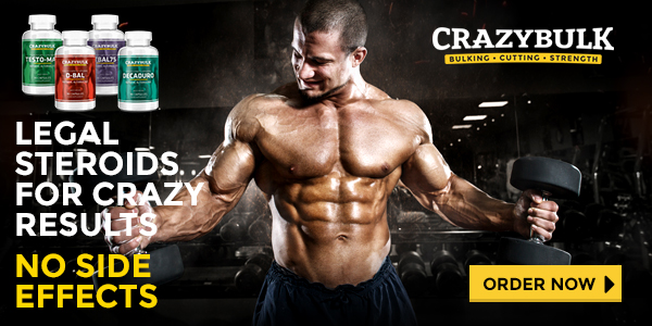 Crazy Bulk legal steroid crazy results big