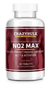 NO2 Max bottle