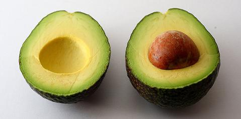 Avocado is great for muscle building
