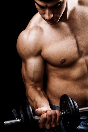how skinny people can gain muscle mass