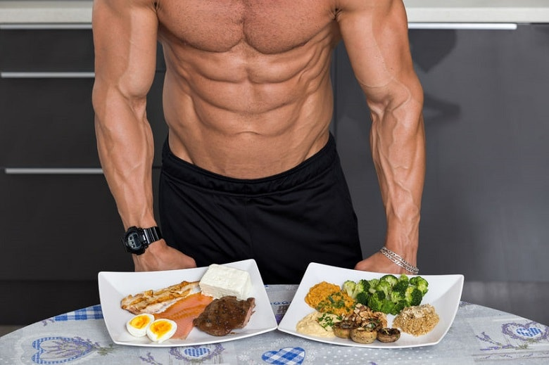 Bodybuilding Meal Plan How To Gain Bigger Muscle By