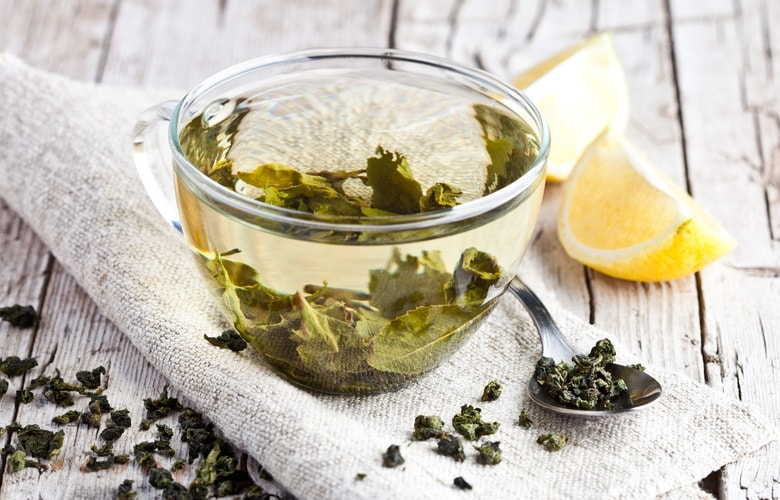 Green tea is one of the Instant Knockout ingredients